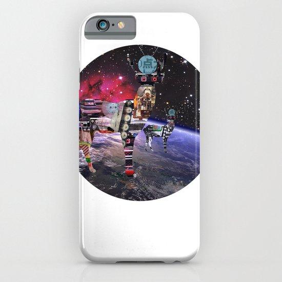 DeerSpaceInvasion 4 iPhone & iPod Case