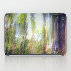 Sun shower in the Fairy Forest iPad Case