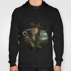 Rick Grimes from 'The Walking Dead'. Hoody