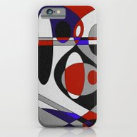 Abstract #93 iPhone 6 Slim Case