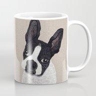 Boston Terrier 2015 Mug
