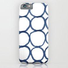 Watercolor Ringful iPhone 6 Slim Case
