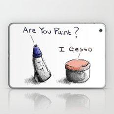 Silly Paint Laptop & iPad Skin