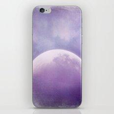 PURPLE MOON iPhone & iPod Skin