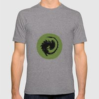 Alien Origin Mens Fitted Tee Athletic Grey SMALL