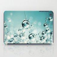Cactus Candy Blue iPad Case