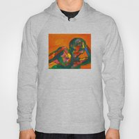 Fauvism Female Hoody