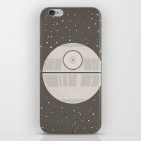 Death Star DS-1 Orbital Battle Station iPhone & iPod Skin