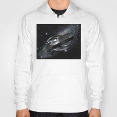 Spaceship (Black) Hoody