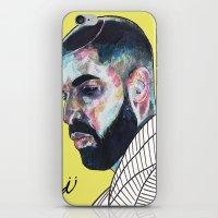 Drake iPhone & iPod Skin
