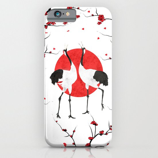 Love's Dance - Spring Version iPhone & iPod Case