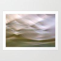 Flow IV Art Print