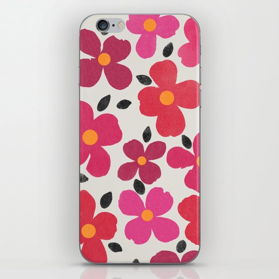 Dogwood Berry iPhone & iPod Skin