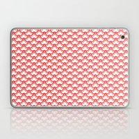 matsukata in poppy red Laptop & iPad Skin