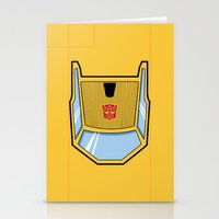 Transformers - Sunstreaker Stationery Cards