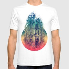 Conception Mens Fitted Tee SMALL White