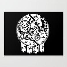 Time Bomb Canvas Print