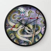 Ursula Wall Clock