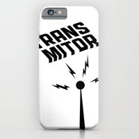 iPhone & iPod Case featuring Transmitor by Toro Lobo