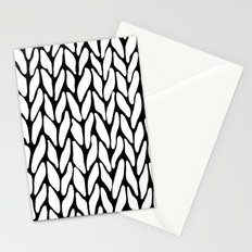 Hand Knitted Stationery Cards