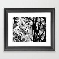 The Chocolate Vine Framed Art Print