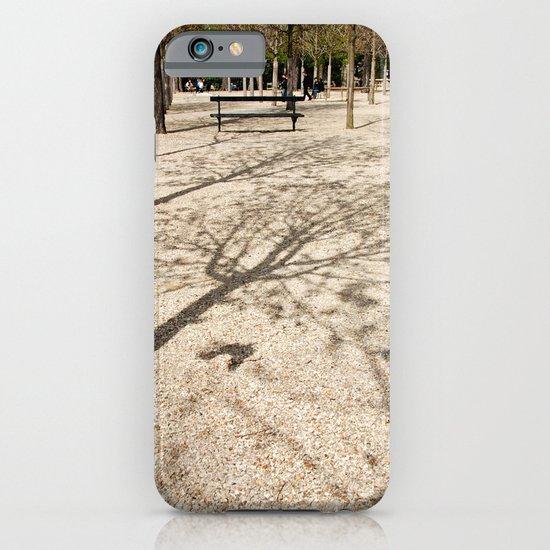 Tree & Shadow iPhone & iPod Case