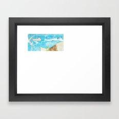Buffalo 1 Framed Art Print