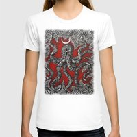 octopus T-shirts featuring Octopus by Sherdeb Akadan