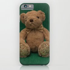Teddy Bear Green iPhone 6s Slim Case