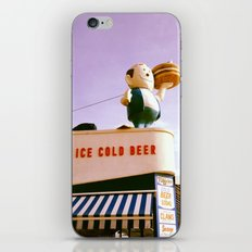 Ice Cold Beer, Coney Island iPhone & iPod Skin