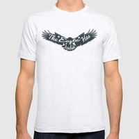 The Eagle Has Landed Mens Fitted Tee Ash Grey SMALL