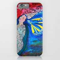 iPhone & iPod Case featuring Deep by Ming Myaskovsky