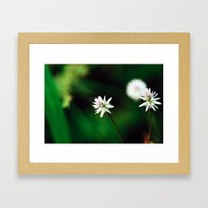 Near & Far Framed Art Print