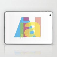 Arial Laptop & iPad Skin