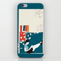 Papers iPhone & iPod Skin