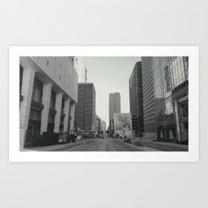 N Field St/ Renaissance Tower Art Print