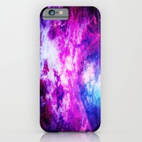 nebula iPhone & iPod Cases featuring nebuLA by 2sweet4words Designs