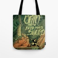 Orin And The Dead Man's … Tote Bag