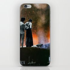 volcanic beach iPhone & iPod Skin