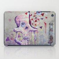 Graffskull iPad Case