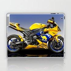 Yamaha R1 Laptop & iPad Skin