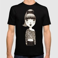 Lola Mens Fitted Tee Black SMALL