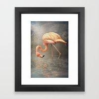 Walking In A Dream.. Framed Art Print