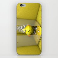 Lemon Shower iPhone & iPod Skin