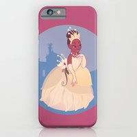 The Princess of the Frogs iPhone 6 Slim Case
