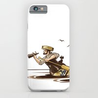 iPhone & iPod Case featuring The Long Journey Down the Yoohoo River by David Finley