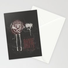 roxie hurts Stationery Cards