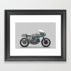 Ducati 750 Super Sport Framed Art Print