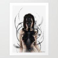 thrives Art Print