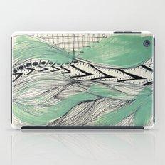 Vintage pattern iPad Case
